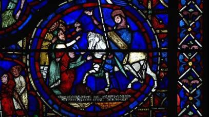 839412009-comte-theobald-vi-peinture-sur-verre-chevalier-vitrail