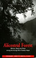 The ancestral forest by martino nicoletti